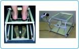 Podiatrie - speciální přístroje